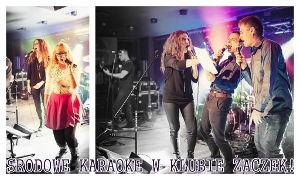 """Środowe karaoke w Klubie Studenckim """"Żaczek"""""""