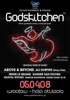 Godskitchen - Heavenly Taste of Music