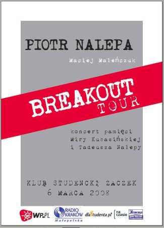 Breakout Festiwal - Piotr Nalepa