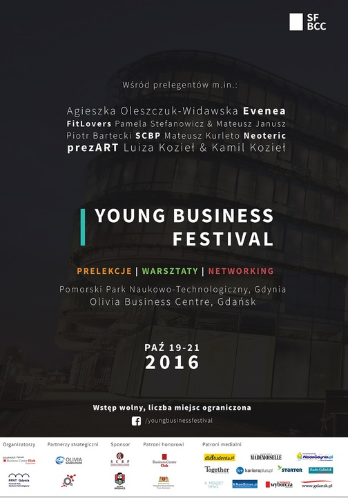 VIII edycja Young Business Festival
