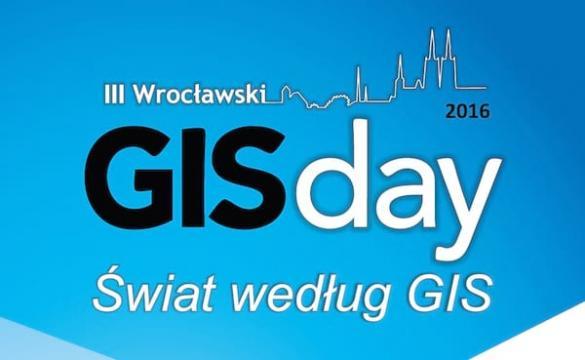 III Wrocławski GISday 2016