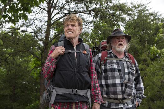 Filmowy Klub Seniorów: Piknik z niedźwiedziami