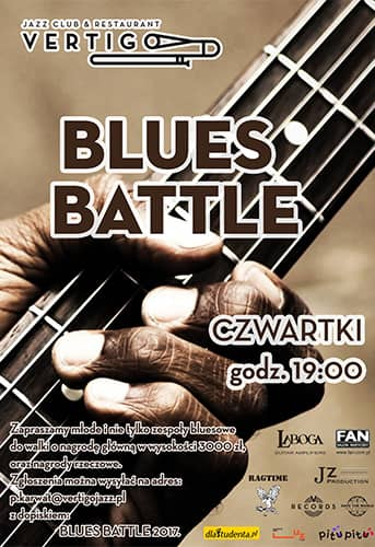 Blues Battle 2017