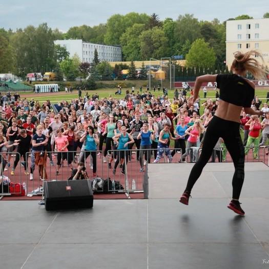 Juwenalia Olsztyńskie Kortowiada 2017: Zumba w rytmie Korto