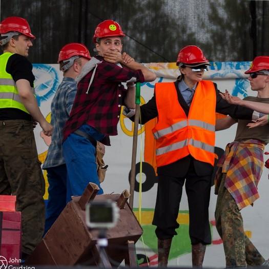 Juwenalia Olsztyńskie Kortowiada 2017: Bój Wydziałów