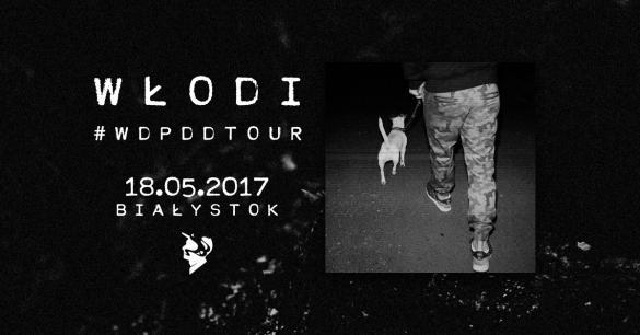 Juwenalia Białystok 2017: Włodi #wdpddtour Białystok