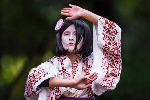 na Festiwal Japoński Ko-Tanabata