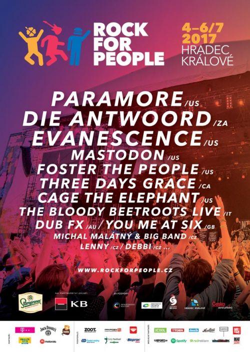 Rock For People 2017 - Dzień1