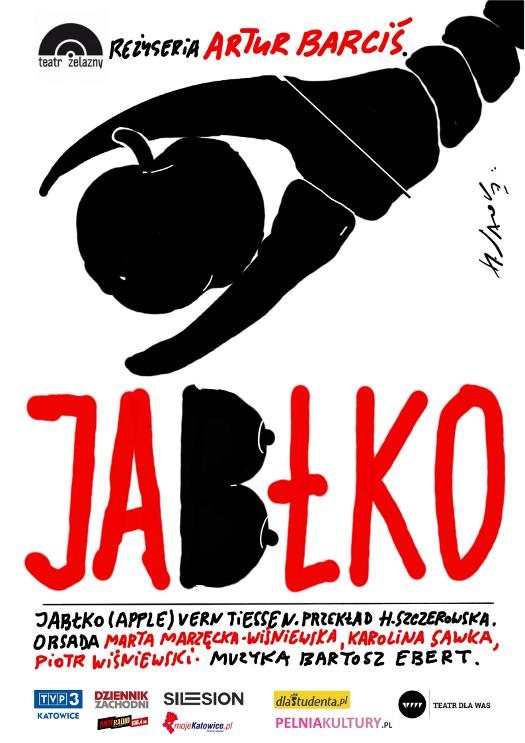 Jabłko w Teatrze Żelanym