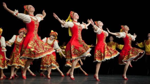 """Narodowy Balet Ukrainy """"Virski"""""""