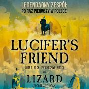 Lucifer's Friend + Lizard