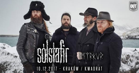 Solstafir + Myrkur