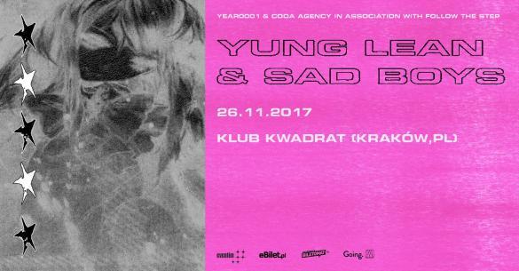 Yung Lean & Sad Boys