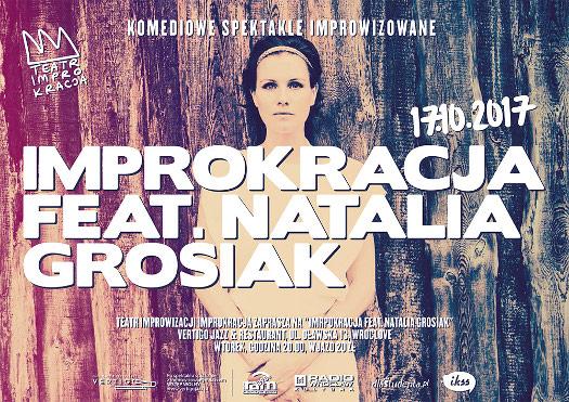 Teatr Improwizacji IMPROKRACJA: Improkracja feat. Natalia Grosiak
