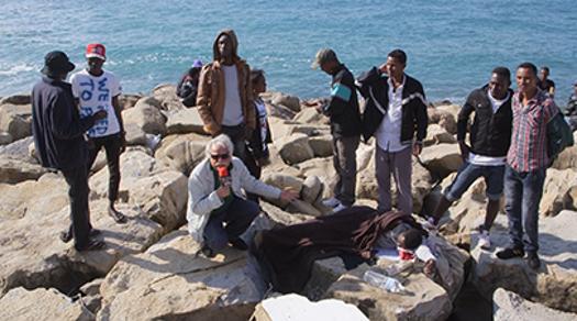 Bezpłatne kino w synagodze - Dzień Solidarności z Uchodźcami