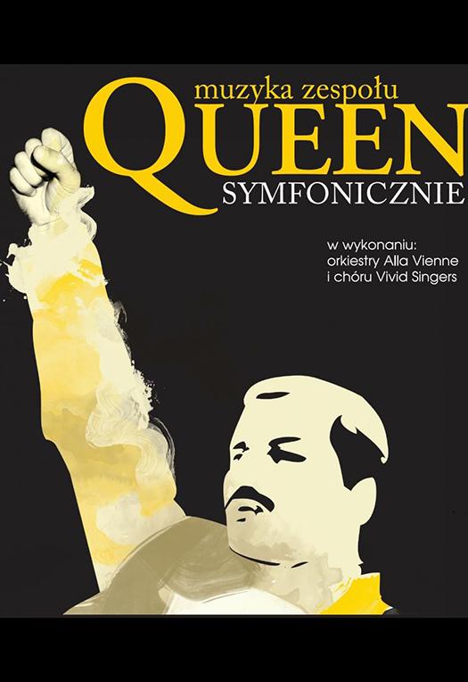Muzyka zespołu Queen Symfonicznie - Szczecin