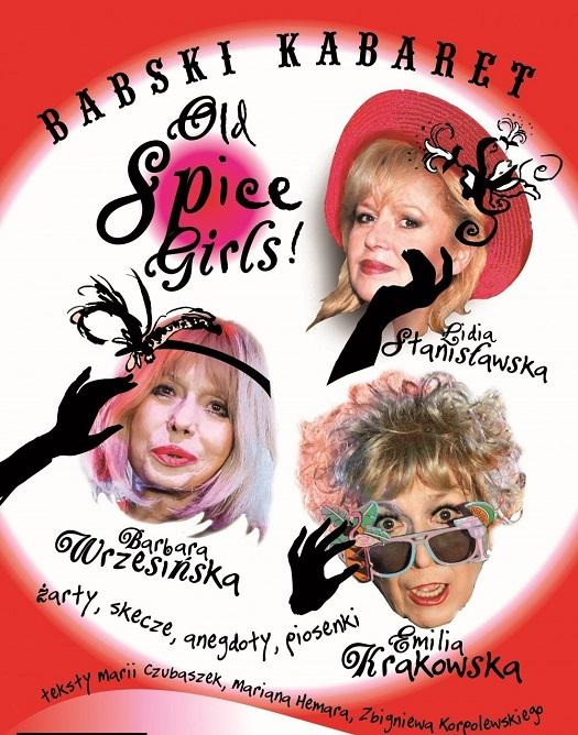 Old Spice Girls, czyli Babski Kabaret