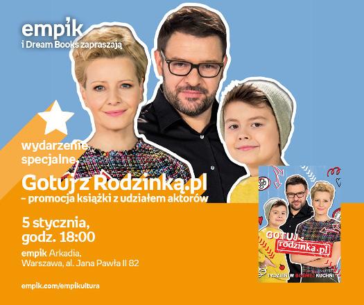 Spotkanie z aktorami serialu Rodzinka.pl