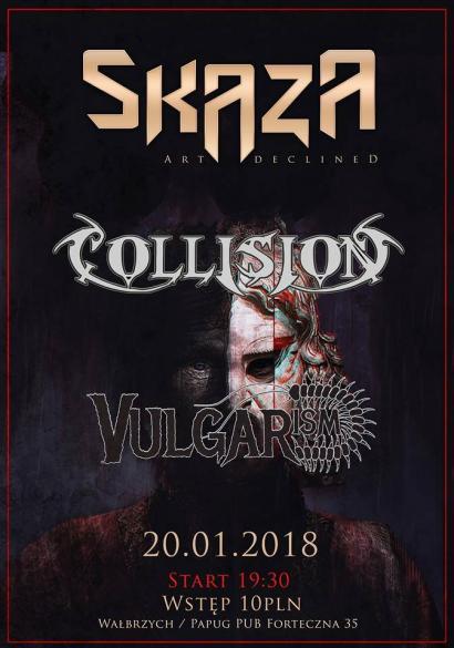 Skaza + Collision + Vulgarism