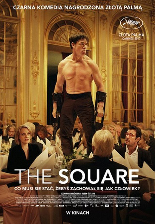 "Otwarty pokaz filmu ""The Square"""