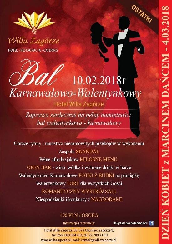 Bal Karnawałowym 2018