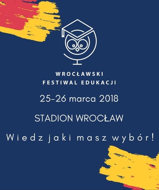 Wrocławski Festiwal Edukacji 2018