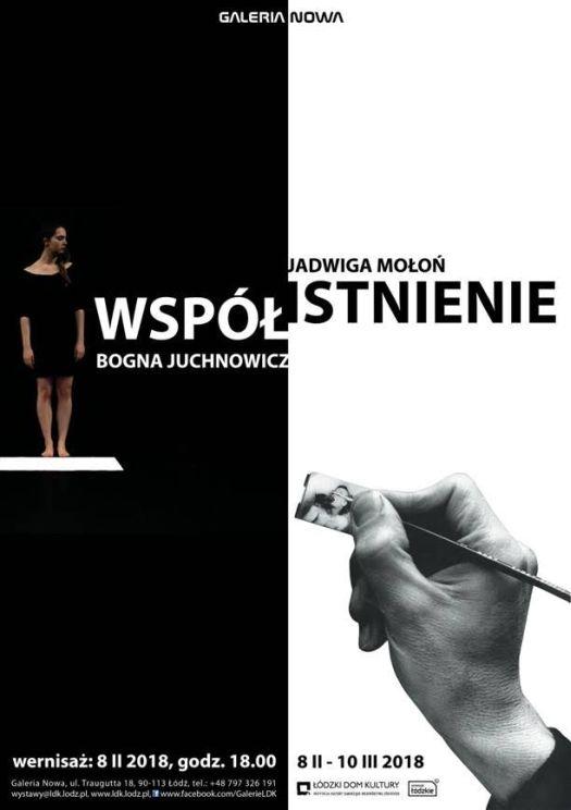 Bogna Juchnowicz i Jadwiga Mołoń - Współistnienie