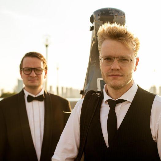 Klasyka na Koszykach - Jacob Shaw i David Lau Magnussen