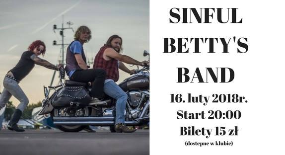 Sinful Betty's Band w ALIVE