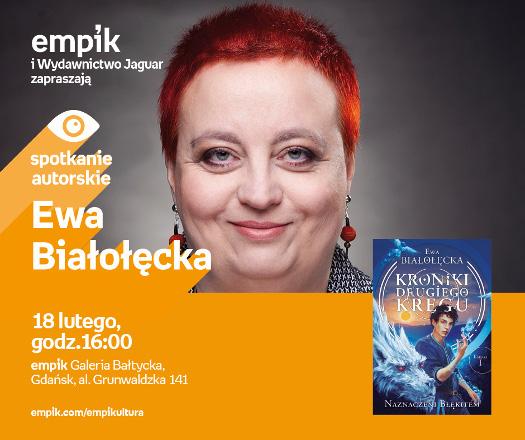 Ewa Białołęcka - spotkanie autorskie
