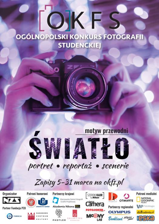 Ogólnopolski Konkurs Fotografii Studenckiej