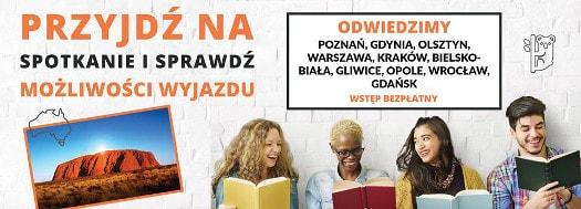 Australia dla Ciebie - spotkanie w Warszawie