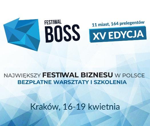 Festiwal BOSS w Krakowie