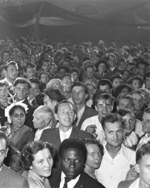 Afro PRL. Wizerunek Afrykanów w polskiej fotografii prasowej 1955–1989