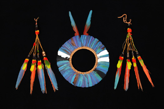 Inspirowani naturą. Rękodzieło Indian Amazonii. W hołdzie Borysowi Malkinowi