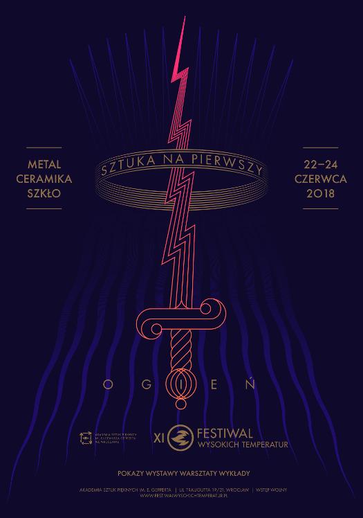 XI Festiwal Wysokich Temperatur: Sztuka na pierwszy ogień