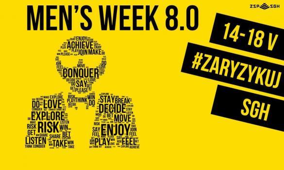 Men's Week