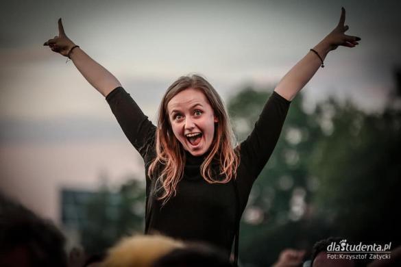 Juwenalia Wrocławskie 2018 - koncerty: dzień 1