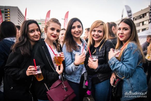 Juwenalia Krakowskie 2018 - koncerty: dzień 1