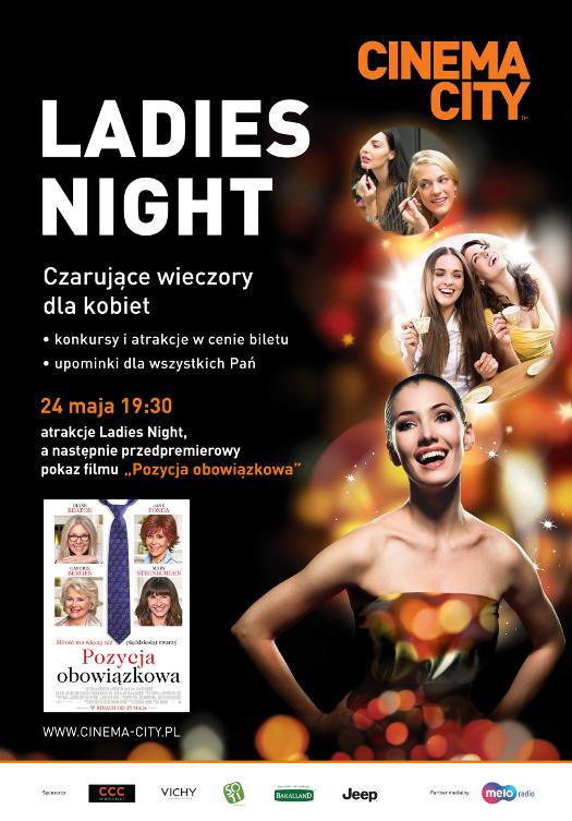 Ladies Night: Pozycja obowiązkowa