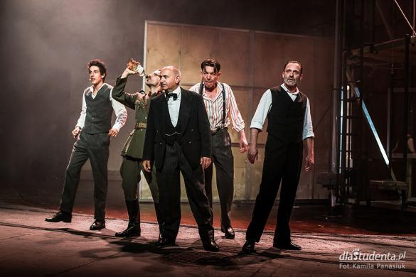 Teatr Polski: Król - próba medialna