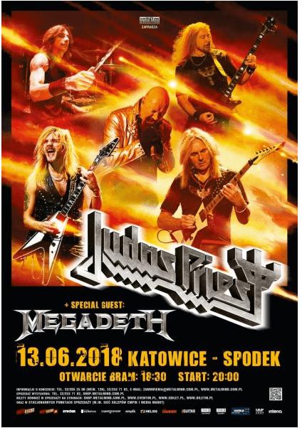 JUDAS PRIEST / Megadeth