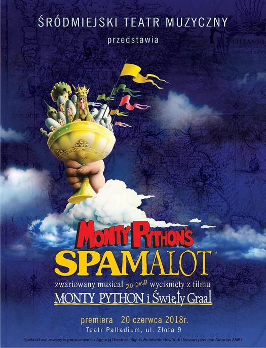 Spamalot - premiera spektaklu