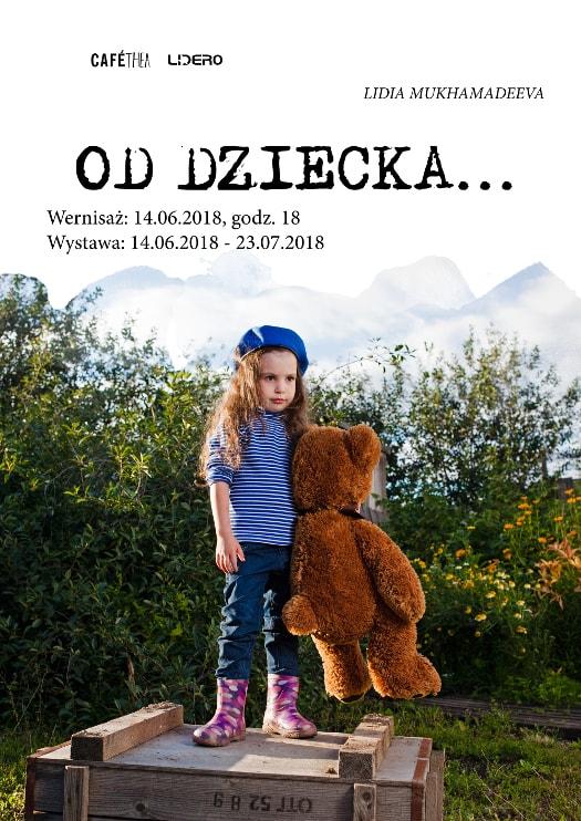 "Lidia Mukhamadeeva ""Od dziecka..."""