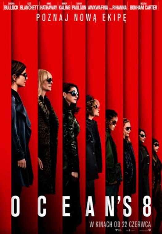 Kino Kobiet w Heliosie: Ocean's 8