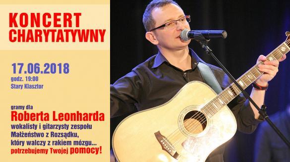 Koncert Charytatywny - Gramy dla Roberta