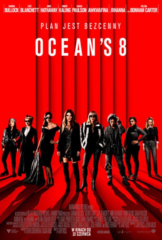 Ocean's 8 przedpremierowo w Multikinie