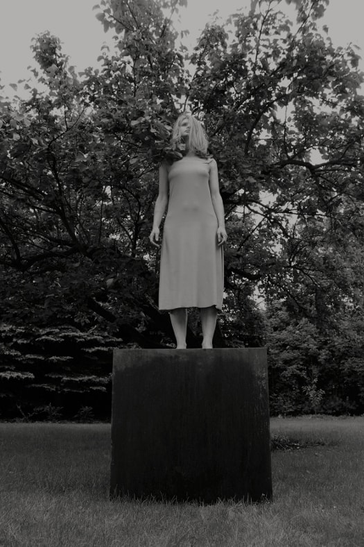 Beata Szczepaniak: Ciężar rzeźby