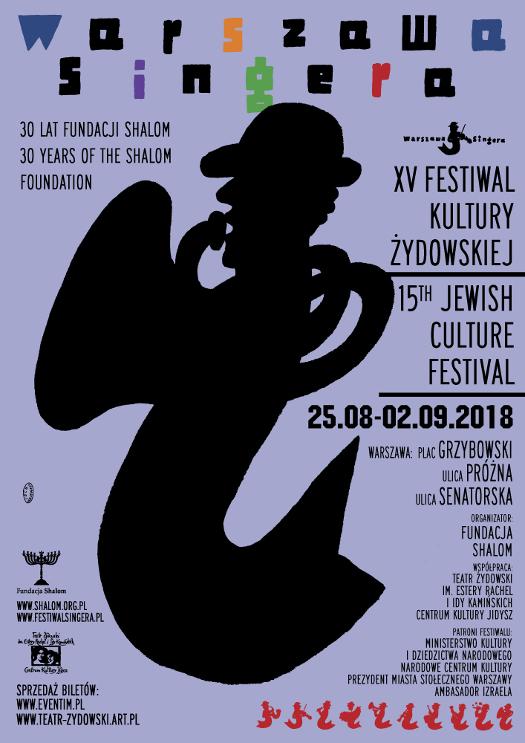 15. Festiwal Kultury Żydowskiej Warszawa Singera