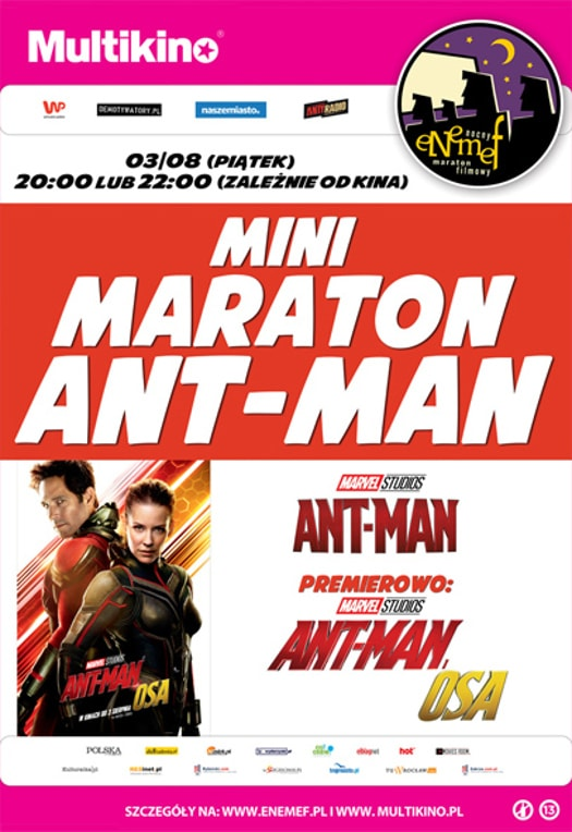 ENEMEF: Minimaraton Ant-Man